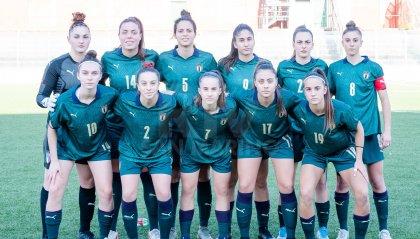 Italia Under 17: a segno Chiara Beccari