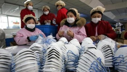 Virus cinese, primi casi sospetti in Europa