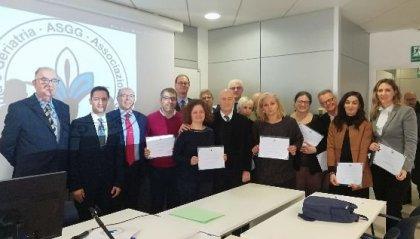 ASGG: Conclusa la settima edizione del Master in Medicina Geriatrica