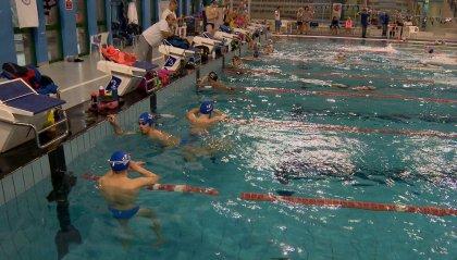 I campioni azzurri del nuoto paralimpico a San Marino