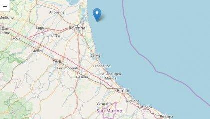 Scossa di terremoto in Romagna, avvertita anche a San Marino