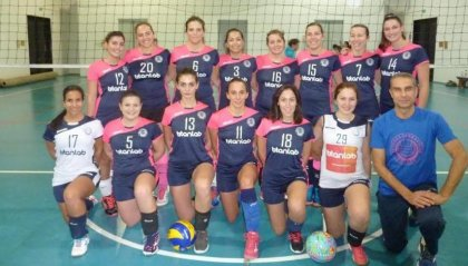 Juvenes Titanlab Volley, tra luci e ombre, sconfitta dal Cesena