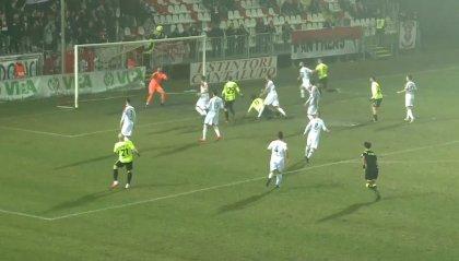 Serie C : la sfida play off Piacenza – Carpi si chiude in parità 1-1