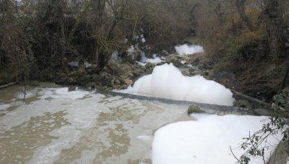 """Ancora inquinamento nel fiume Marano, Giunta di Faetano: """"Sconcertati, faremo analizzare le acque"""""""