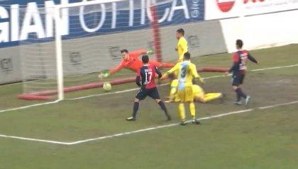 Arzignano - Sambenedettese 1-1