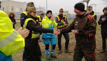 Pompieri senza frontiere: Unità Cinofile da soccorso a San Marino