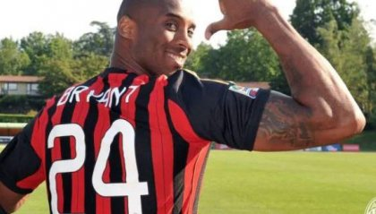 Lo sport onora Bryant: Milan col lutto al braccio, Los Angeles e New York si colorano di gialloviola