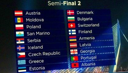 Eurovision Song Contest: San Marino nella seconda semifinale, 'Poteva andare meglio' per il capodelegazione