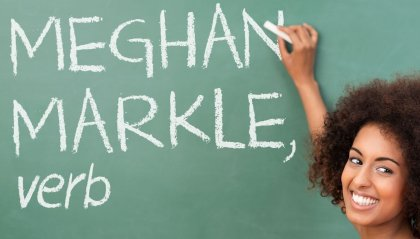 Verbo: To Meghan Markle