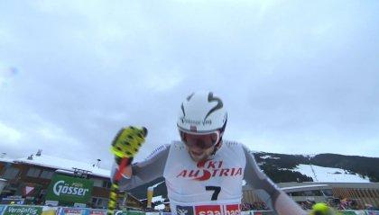 Il norvegese Kilde vince il SuperG di Saalbach