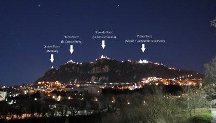 Augusto Michelotti: Le quattro torri di San Marino