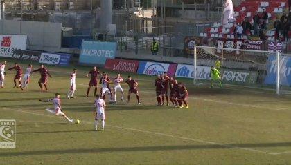 Sudtirol - Fano 2-0