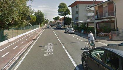 Rimini: pedala fuori dalla ciclabile, 63enne multato sulla Marecchiese