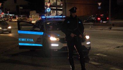 Tentano furto a Faetano: caccia in territorio ai ladri, che speronano auto gendarmi