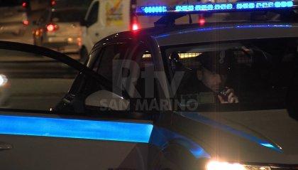 Tentano furto a Faetano: caccia in territorio ai ladri che speronano auto gendarmi