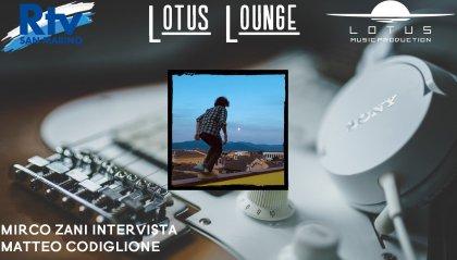 Matteo Codiglione presenta il suo nuovo lavoro a Lotus Lounge