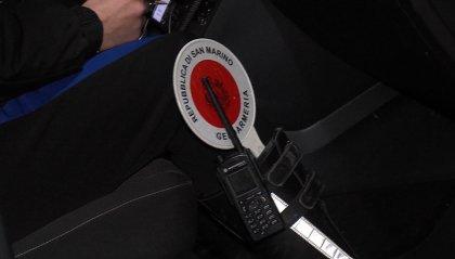 Speronamento Gendarmeria a Faetano: proseguono le indagini per scoprire l'identità dei due ladri