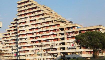 """A Scampia al via demolizione Vele """"Gomorra"""""""