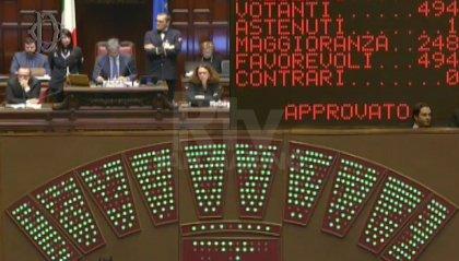 """Il Parlamento dice sì all'unanimità per risolvere il """"caso targhe"""""""