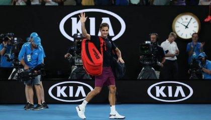 Federer si opera, previsto lungo stop