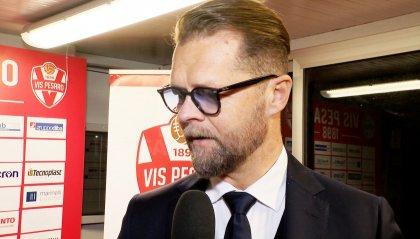 """Vlado Borozan """"Non ho saputo proteggere l'investimento di Mestrovic. Motivo? siamo in pubblico non fatemi parlare"""""""