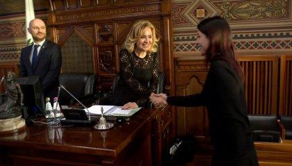 Consiglio: riflettori su Expo e giuramento di Gloria Arcangeloni in sostituzione di Marianna Bucci