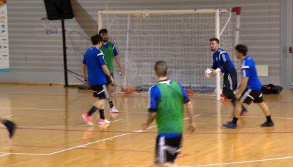 Nazionale Futsal : Cominciata la preparazione verso i play off