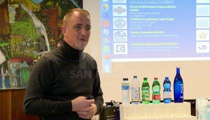 Le qualità dell'acqua Kangen al centro di un incontro promosso dal Centro Sociale di Dogana