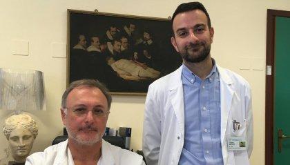 Neurochirurgia Bufalini: intervento di bypss cerebrale in paziente affetto da rara malattia cerebro-vascolare
