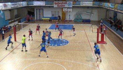 Volley: vince la Titan Services, cade a Bellaria la Banca di San Marino