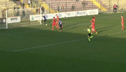 Ravenna - Triestina 0-1