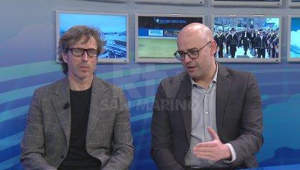"""I segretari Belluzzi e Ciavatta al Tg San Marino: """"Niente panico"""""""