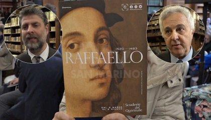 A Roma la grande mostra dedicata a Raffaello, a 500 anni dalla sua morte