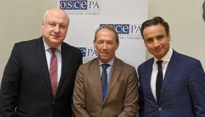 Oscar Mina nominato 'Special Rapporteur' dell'Assemblea parlamentare