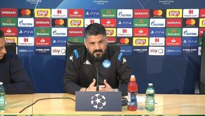 """Gattuso """"Dobbiamo fare una grande partita nelle due fasi"""""""