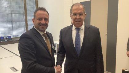 Gli incontri bilaterali del Segretario Beccari a Ginevra