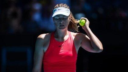 Tennis: Maria Sharapova si ritira