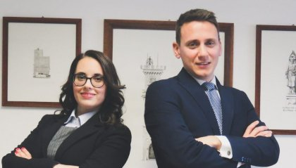 Una coppia di professionisti alla Direzione di OSLA
