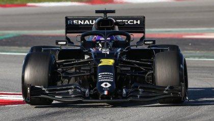 F1,  test Barcellona: Ricciardo davanti a Leclerc e Hamilton
