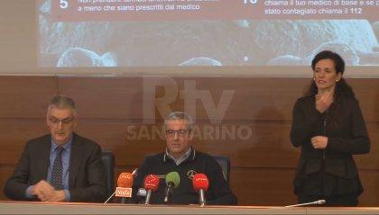 Dal governo italiano misure extra per aiutare le zone colpite da coronavirus