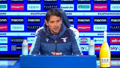 """Lazio - Bologna, Inzaghi: """"Occhio al Bologna, noi con tante defezioni"""""""