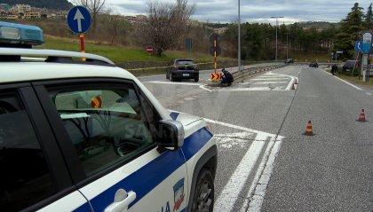 Serravalle: incidente sulla superstrada, traffico deviato