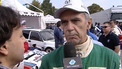 Rally: Sandro Munari compie 80 anni