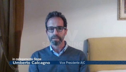 12 minuti con...Umberto Calcagno