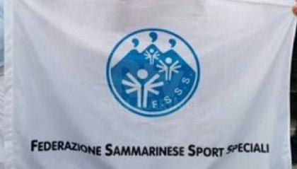 Fed. Sport Speciali in memoria dell'atleta Massimo Colombini