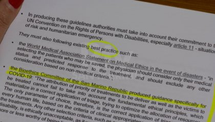 San Marino modello di best practice a livello europeo nella protezione dei diritti delle persone con disabilità