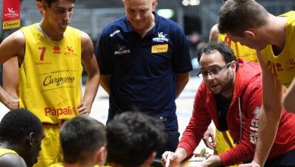 Il messaggio di Coach Giovanni Luminati al Settore Giovanile VL Pesaro