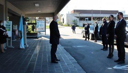 Reggenza: le visite in territorio dei Capi di Stato Alessandro Mancini e Grazia Zafferani