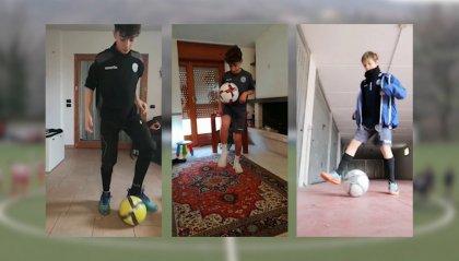#iomiallenoacasa: il video della San Marino Academy Under 13