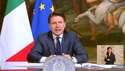 """Premier Conte: """"Misure restrittive prorogate al 13 Aprile"""""""